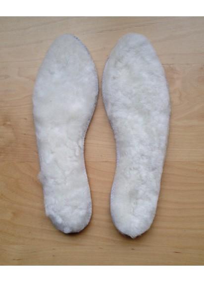 Sheepskin fur insoles